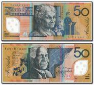 Австралия 50 долларов
