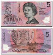5 долларов Австралия
