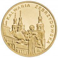 Польша 2 злотых 2010 Кальваря-Зебжидовская Ni