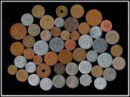 50 монет мира