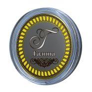 ГАЛИНА, именная монета 10 рублей, с гравировкой