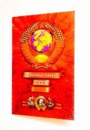 Коллекционный альбом капсульного типа под разменные монеты СССР 1коп-1рубль